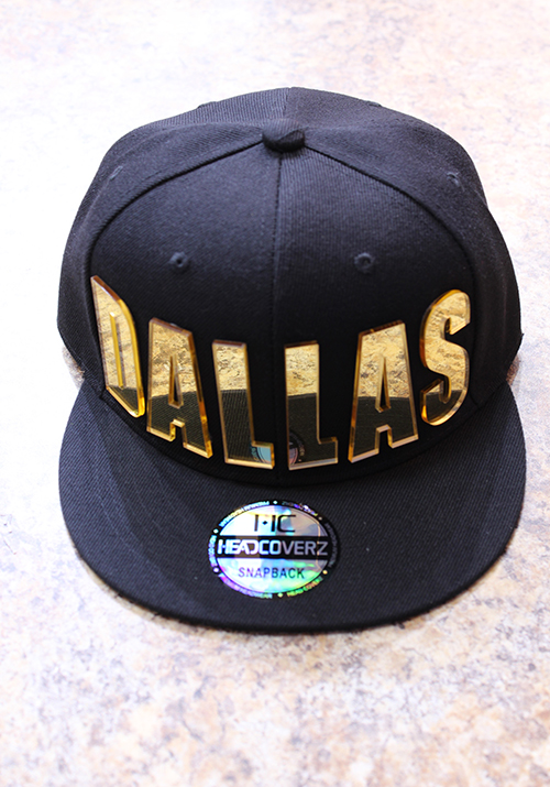 ACRYLIC DALLAS GOLD