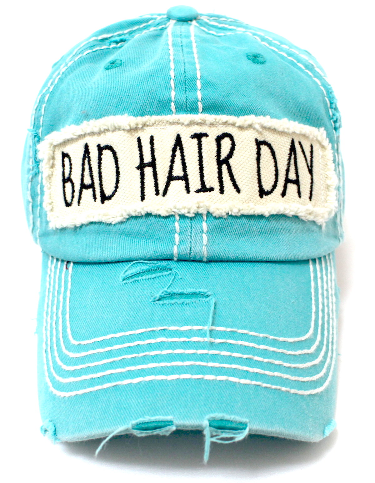 BAD HAIR DAY TURQUOISE