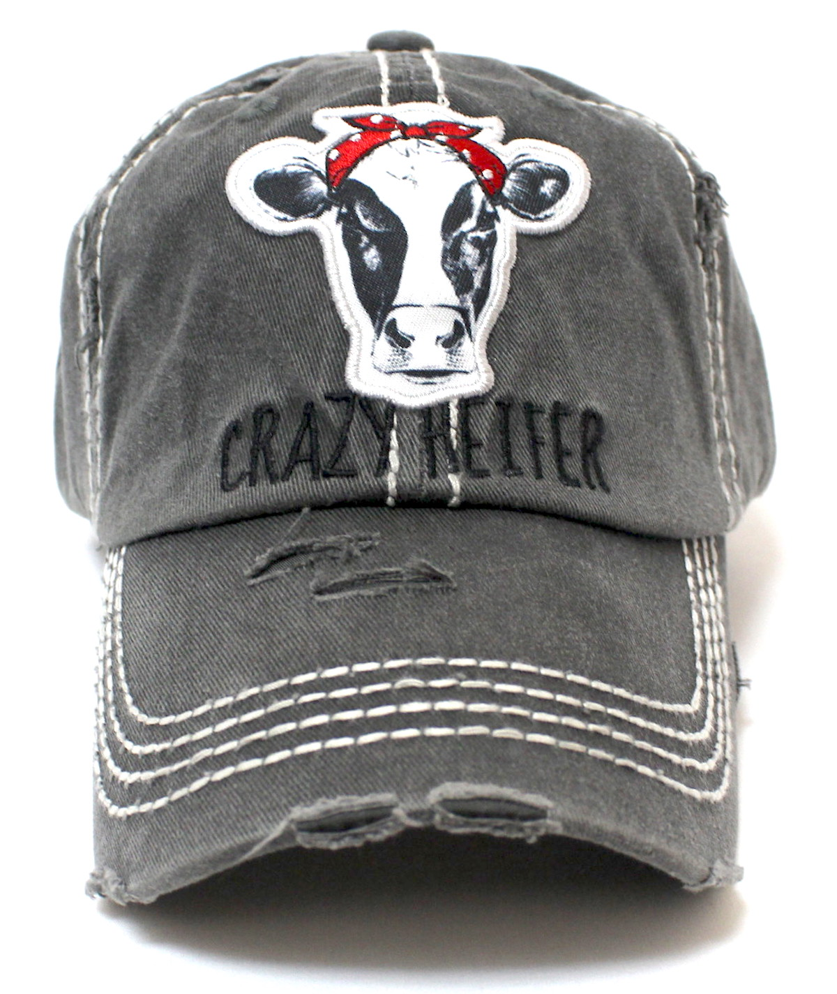 CrazyHeifer_Bla_Front